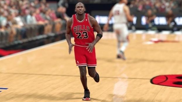 Michael Jordan | Chigago Bulls 95/96