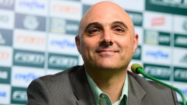 Resultado de imagem para presidente do Palmeiras