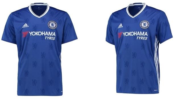 18a18516fd Nova camisa do Chelsea
