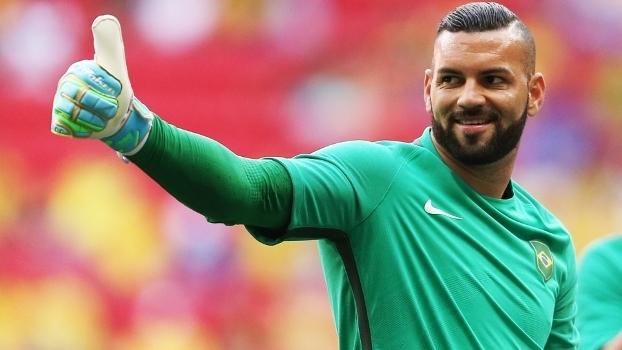 65ed7d51725d9 Palmeiras anuncia a contratação do goleiro Weverton por 5 temporadas - ESPN
