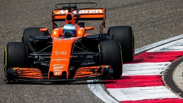 Alonso vai largar em 13º na China