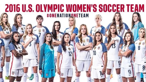 b8a1da942b A seleção dos EUA é uma das favoritas para conquistar ...