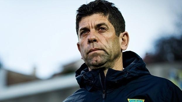 Lucho, ex-FC Porto, vai ser treinado por Fabiano Soares — Atlético-PR