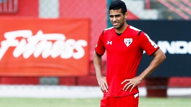 Com virose, Kardec vira dúvida para jogo contra o Toluca
