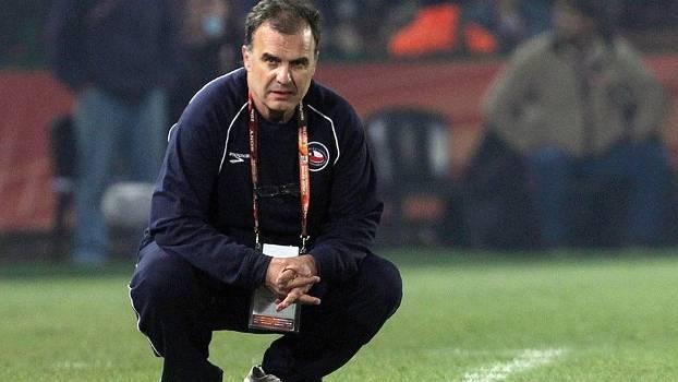 Marcelo Bielsa suspenso do cargo de treinador do Lille
