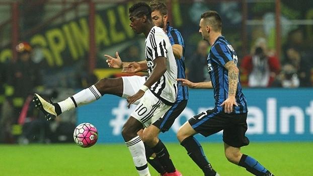 Juventus bater Inter Milão por 3-0