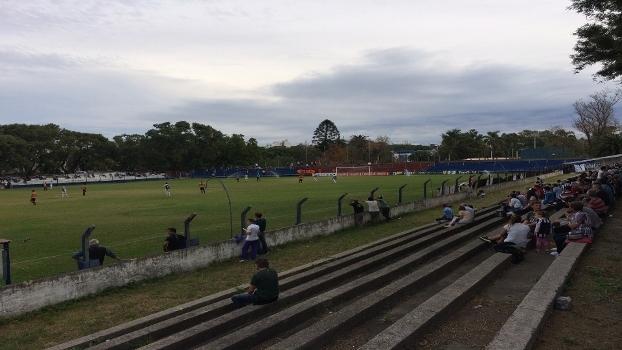 Sud América x Wanderers, primeira divisão do futebol uruguaio