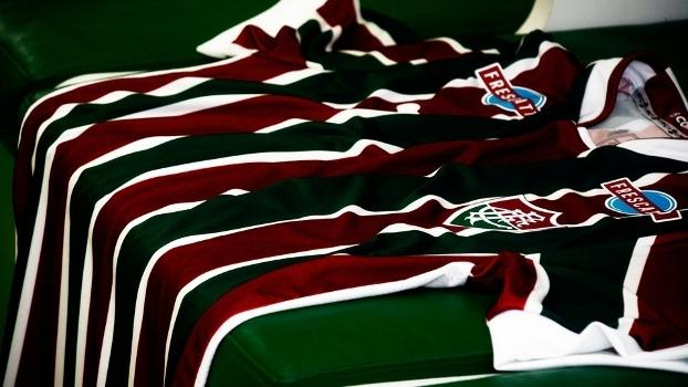 Fluminense Lançamento Camisa Dryworld 02/03/2016