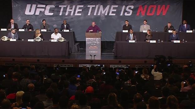 UFC fez barulho como nunca, mas decepciona e não anuncia nenhuma notícia bombástica - ESPN