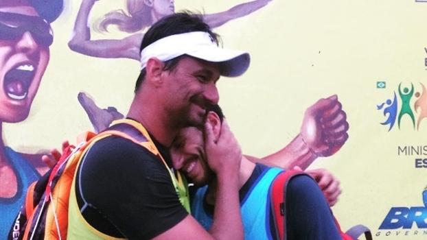 Ricardo venceu seu filho, Pedro, nesta sexta-feira