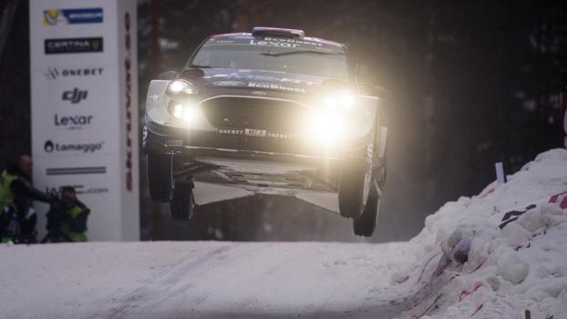 Ott Tanak / Martin Jarveoja (Ford Fiesta WRC)