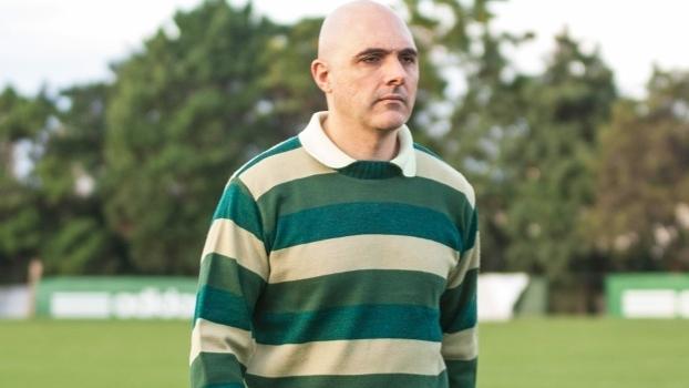 Mauricio Galiotte, novo presidente do Palmeiras: perfil conciliador