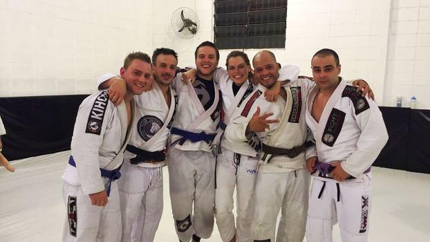 Jiu-Jitsu não é esporte individual!  ca63c1ad11241