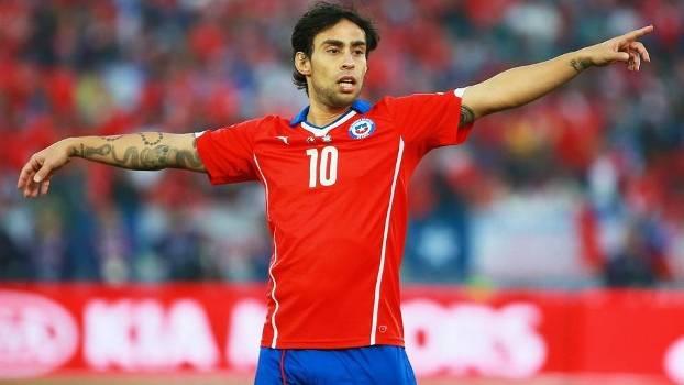 Valdivia Chile Argentina Final Copa America 04/07/2015