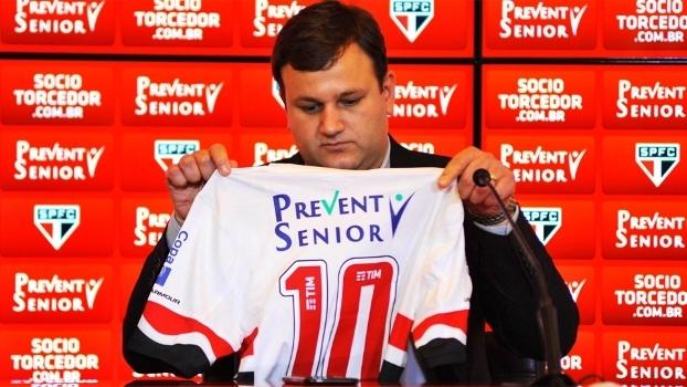 Raí aceita convite e vai assumir diretoria de futebol do São Paulo