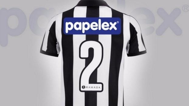 Botafogo anunciou patrocínio pontual para duas partidas 4ca4977d33f03