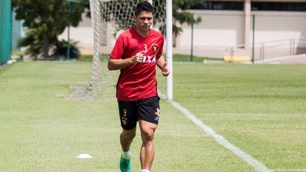 Agora no Sport Osvaldo tem uma nova chance na carreira