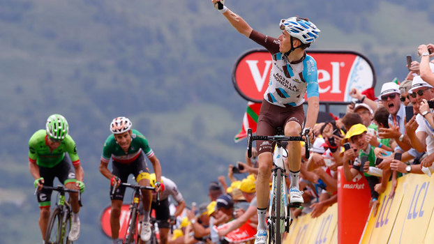 Romain Bardet vence 12ª etapa do Tour de France
