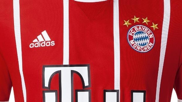 Bayern Nova Camisa 1 Adidas 18/05/2017