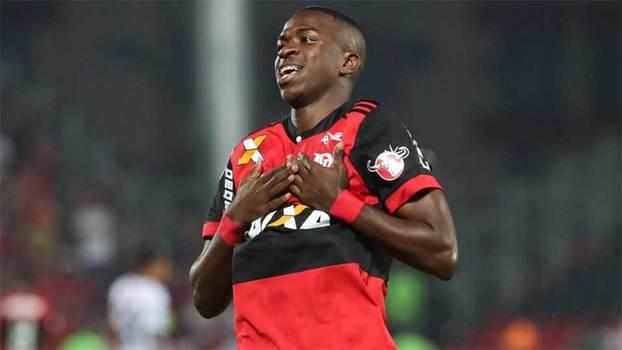 Com venda de Vinícius Jr., Flamengo tem receitas e lucro recordes e gasta mais em salários