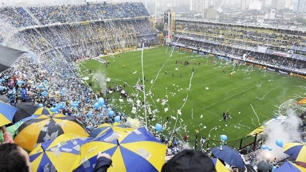 Aflita na qualificação, Argentina vai voltar à Bombonera — Mundial