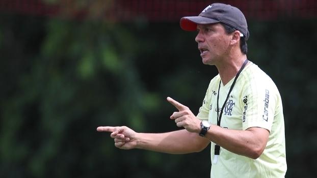 Flamengo ignora vantagem do empate e garante buscar vitória na ... 23244a7c2bf15