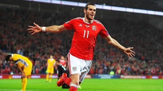 Gareth Bale ficou com o prêmio mais uma vez