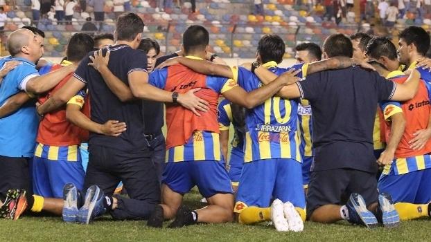 Atlético-PR encara Deportivo Capiatá na Libertadores