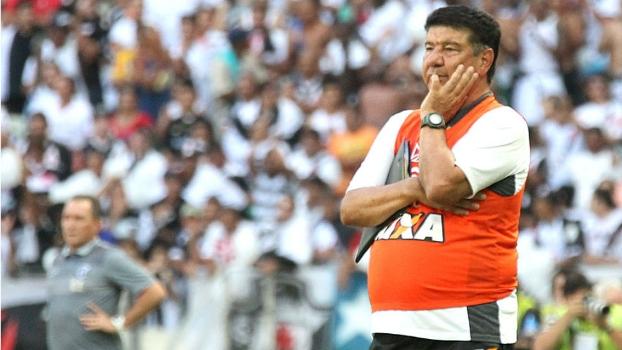 Vasco anuncia saída de Joel Santana e já busca novo treinador - ESPN 14e78b4da99db