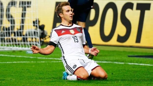 85c1023711b06 Götze diz estar 100% para retorno à Alemanha em amistoso contra ...
