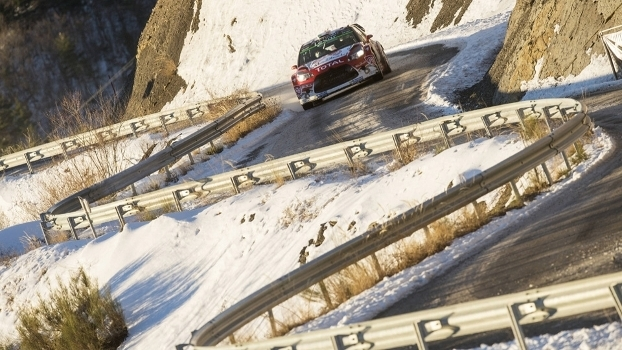 Craig Breen / Scott Martin (Citroën C3 WRC)