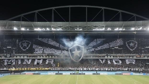 Botafogo terá estádio lotado contra o Estudiantes-ARG