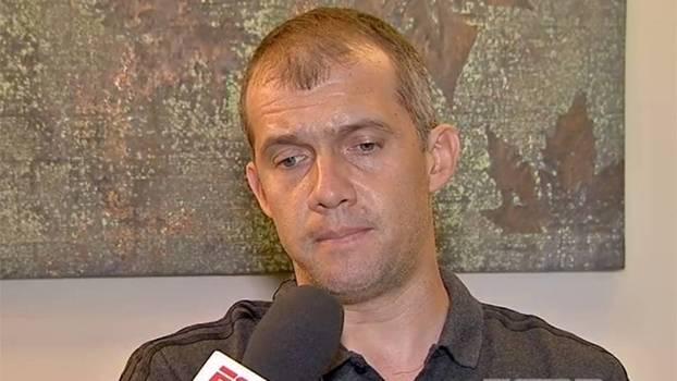 O técnico Eduardo Baptista é o novo técnico do Fluminense