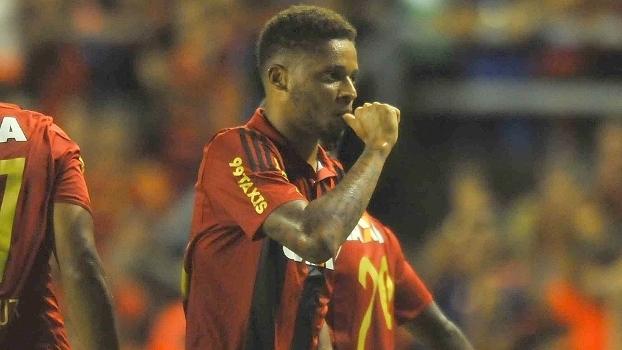 André fez o gol da vitória do Sport diante do Grêmio neste domingo
