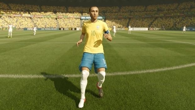 FIFA 17   Descubra quais são as 20 melhores jogadoras do futebol ... c476a455be798