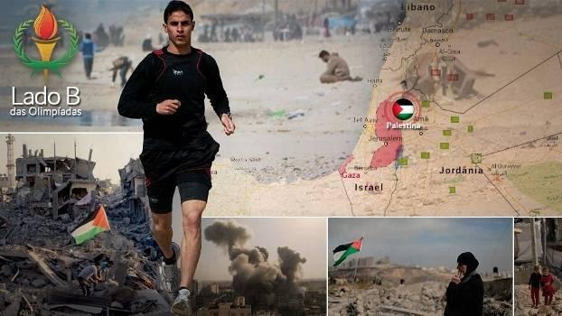 Lado B das Olimpíadas: conflitos, ocupação e as dificuldades da Palestina no esporte