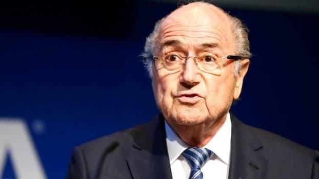 Joseph Blatter Coletiva Renuncia Fifa 02/06/2015