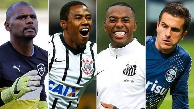 Seleção pode desfalcar até três clássicos no Brasileirão  veja quais ... 3bbe97cb0804f