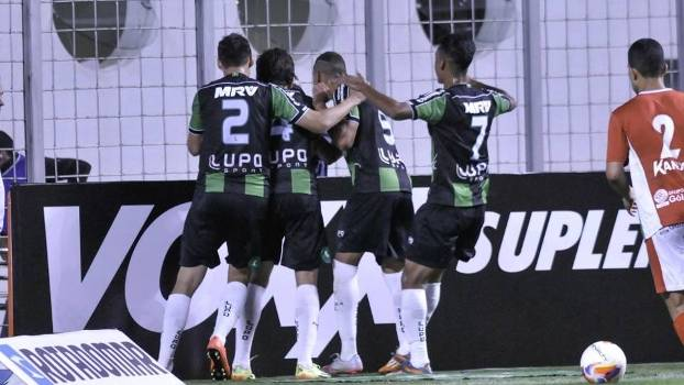 América-MG derrotou o Boa Esporte nesta sexta-feira