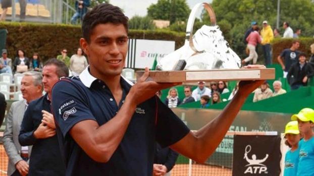 Thiago Monteiro conquistou o título do Challenger de Aix-en-Provence