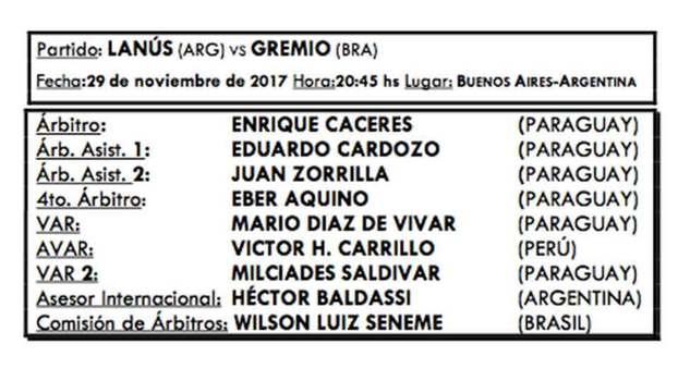Argentino Hector Baldassi foi escalado como assessor internacional em Lanús x Grêmio