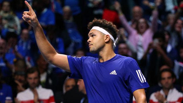 França bate Bélgica e fatura seu 10º título da Copa Davis
