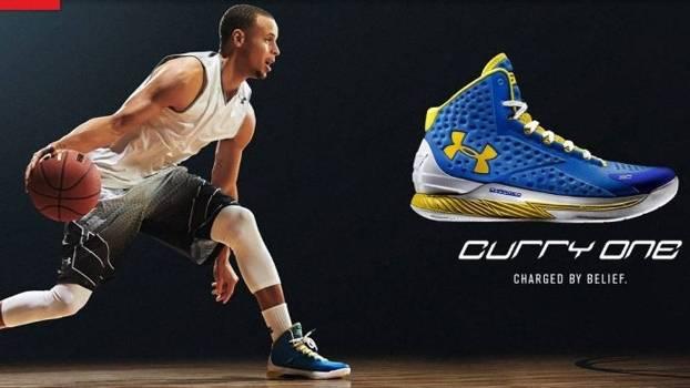d86b9e6bde1cb Há dois anos, Nike dispensou Curry; agora, ele é astro da rival e ...