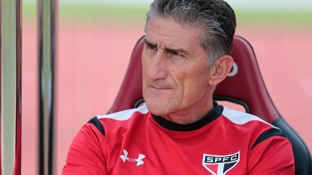 Bauza vê discussão entre Rogério e Maicon como vontade de vencer: