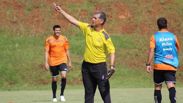 158f7b7541caa Ricardo Drubscky não resistiu ao fraco início no Catarinense