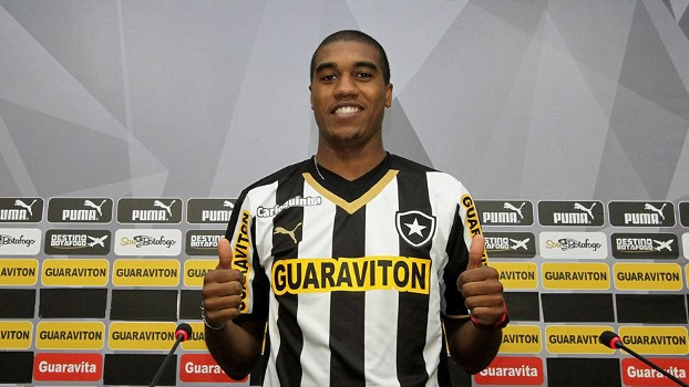 3b4fc5d5c8 Murilo minimiza derrota do Botafogo em jogo-treino e prevê pressão na Série  B - ESPN