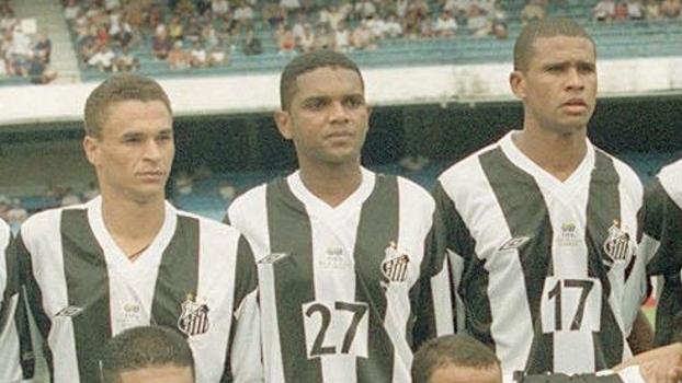 Após  roer o osso  com Diego e Robinho no Santos 359a58d27c327