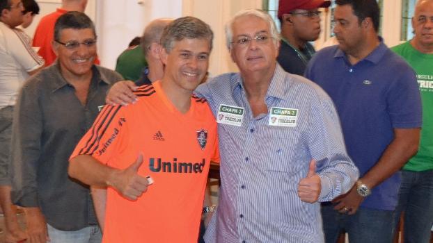 10297439be A  mentira  da era Unimed  Fluminense gasta hoje 3 vezes mais do que quando  tinha time de estrelas