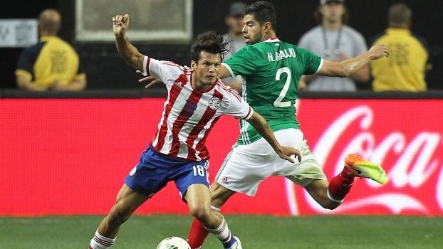 Nelson Valdez será baixa na seleção paraguaia