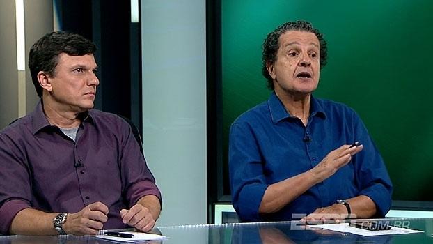 Juca, sobre Borja: 'Não podem queimar esse menino agora'